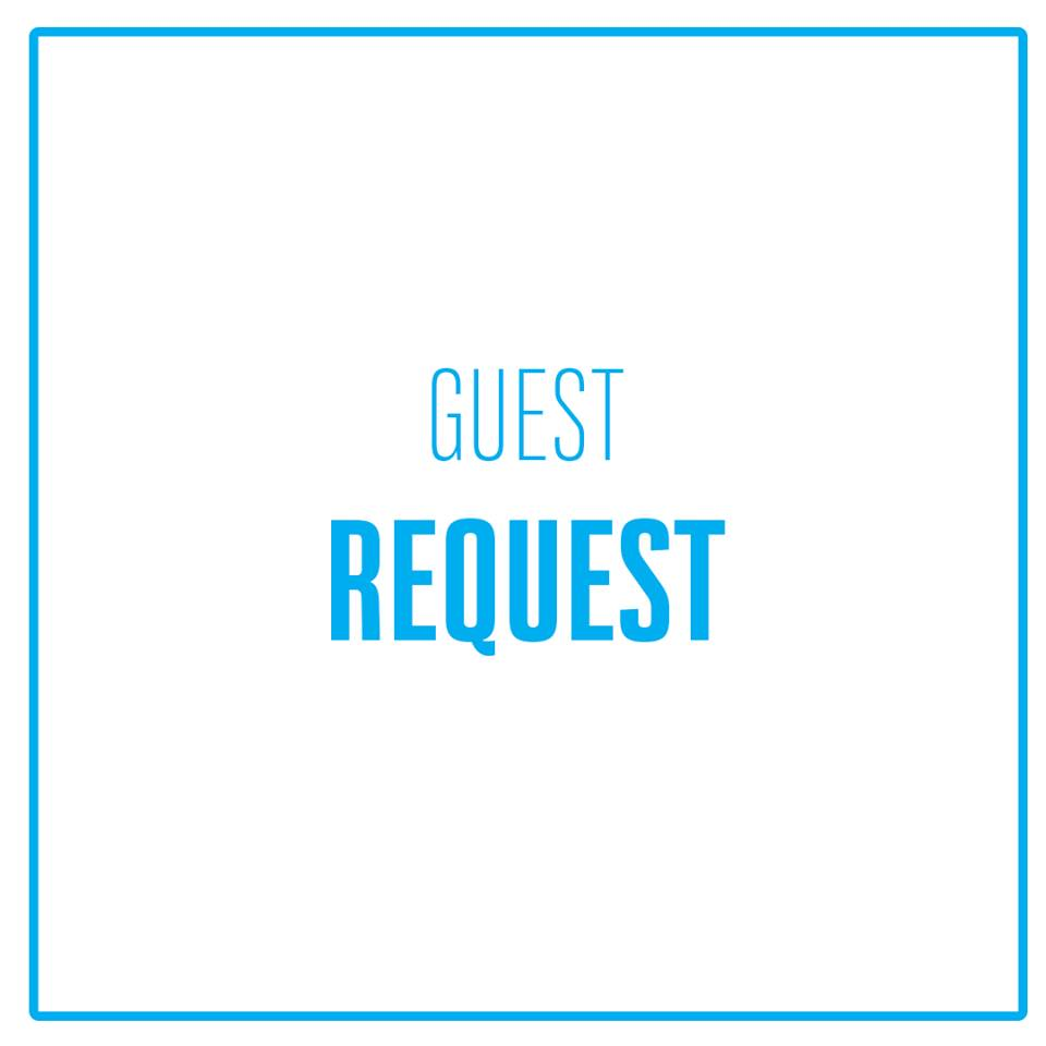guest request